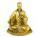 Immortal Wong Brass Statue