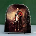 Sir John Sinclair by Sir Henry Raeburn Oil Painting Reproduction on Marble Slab