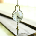 The Fish Eye Metal Pocket Watch