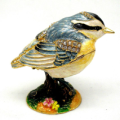 The Nuthatch Jewelry Box
