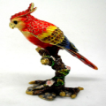 The Parrot Trinket Box