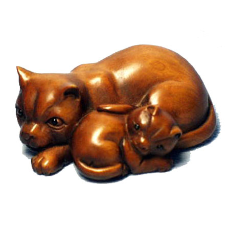 Wooden Netsuke Wholesale